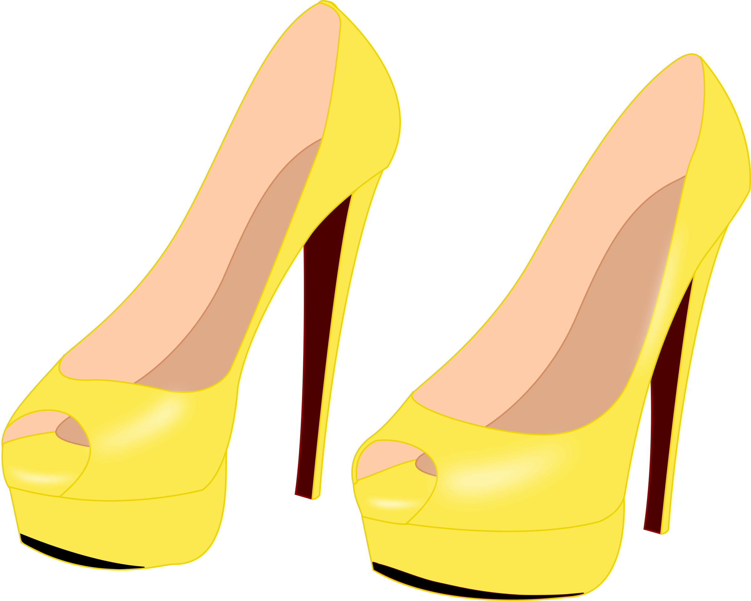 High clipart high heel shoe. Heels clip arts for