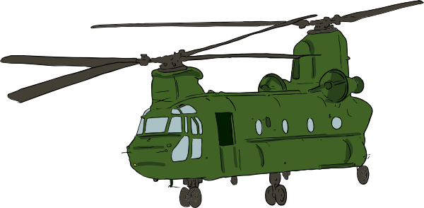 Helicopter cartoon png. Chinook clip art at