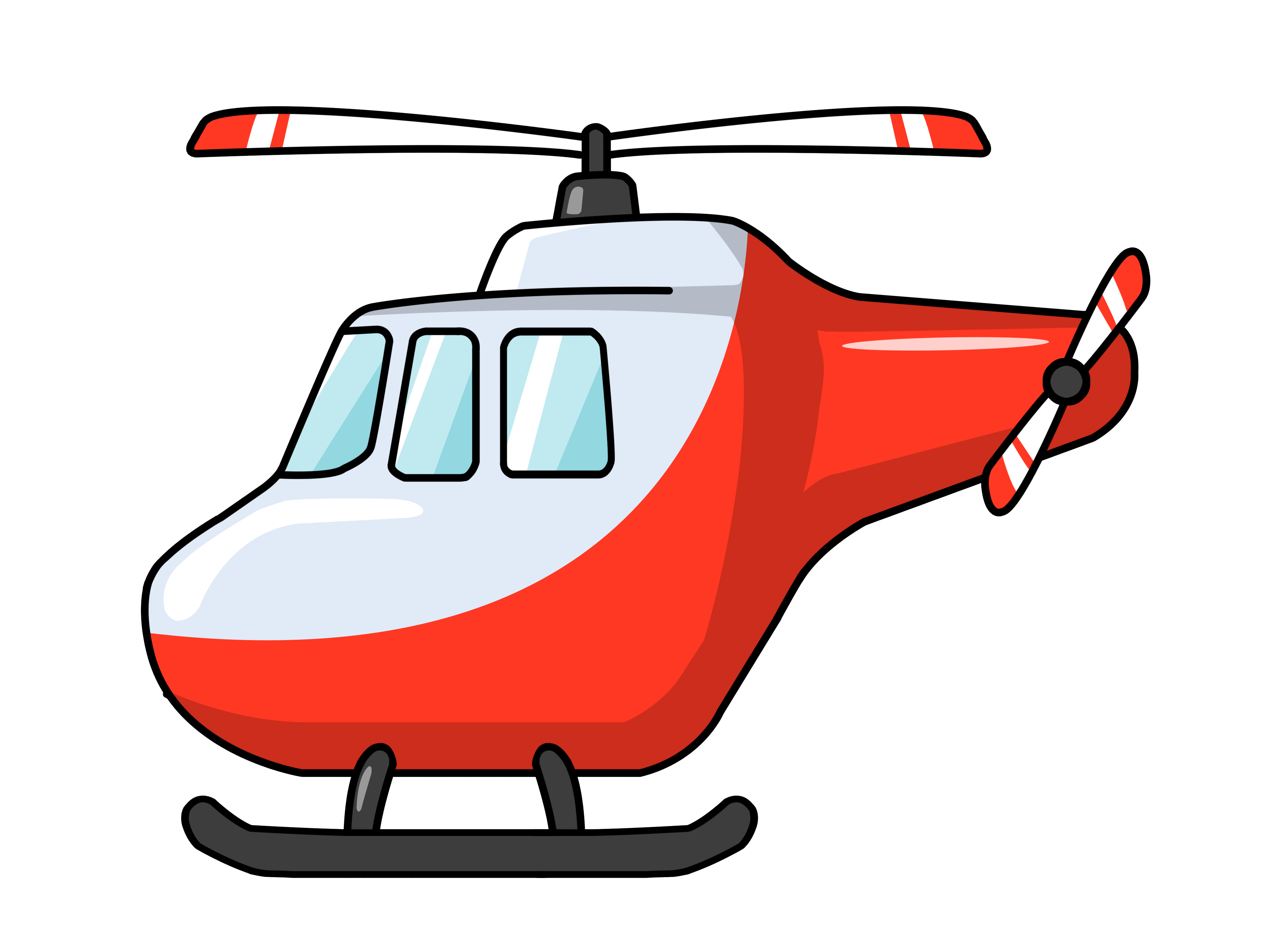helicopter clipart air vehicle