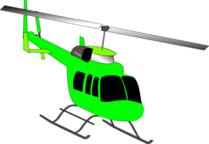 Helicopter clipart green helicopter. Clip art at clker