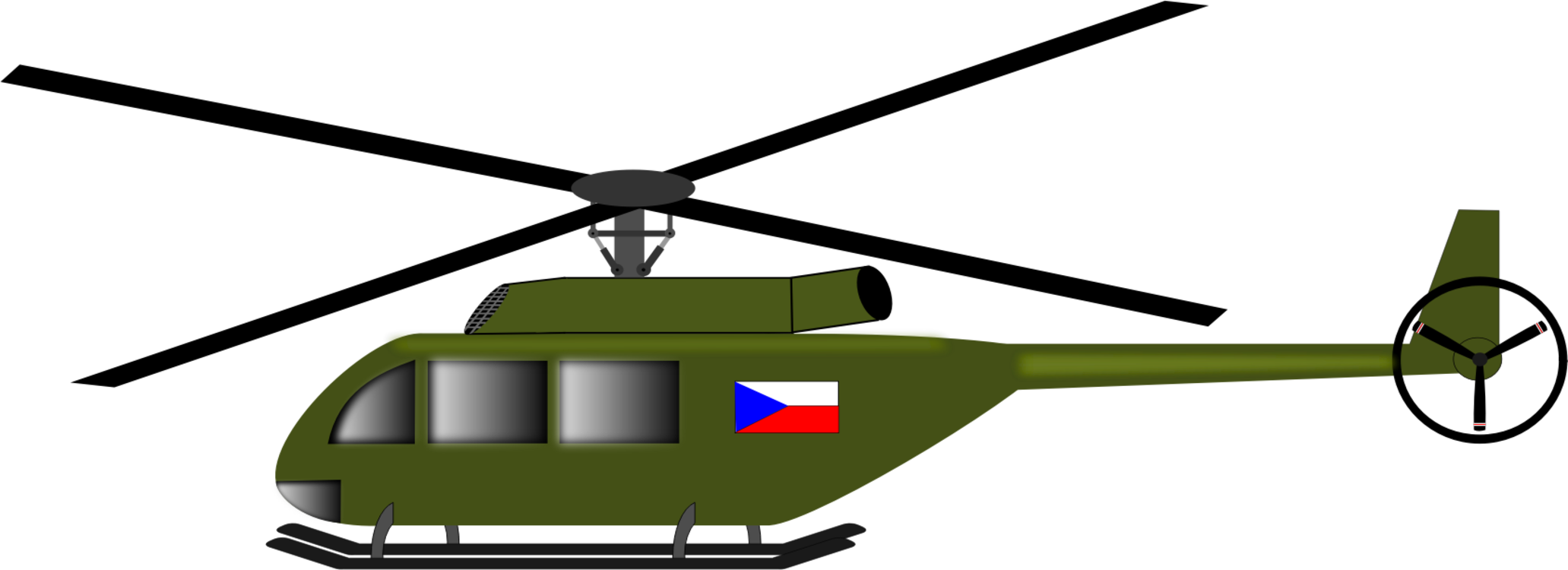 Helicopter clipart air vehicle. Military aircraft boeing ch