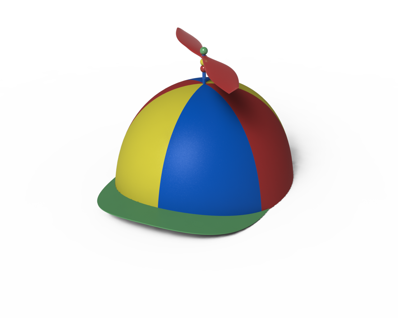 Helicopter hat png. Propeller hats