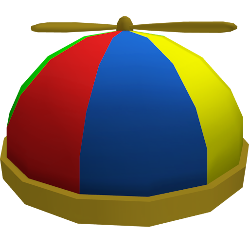 Helicopter hat png. Image brick planet wiki