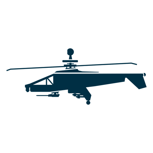 Helicopter icon png. Military silhouette icons transparent