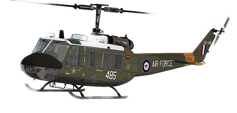 Helicopter pilot missing png. Squadron history of