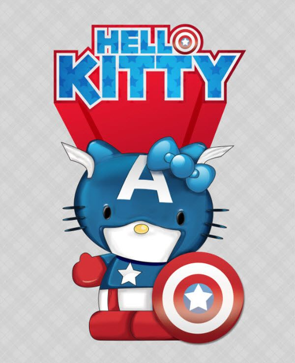 Hello clipart enemy. Best kitty imagens