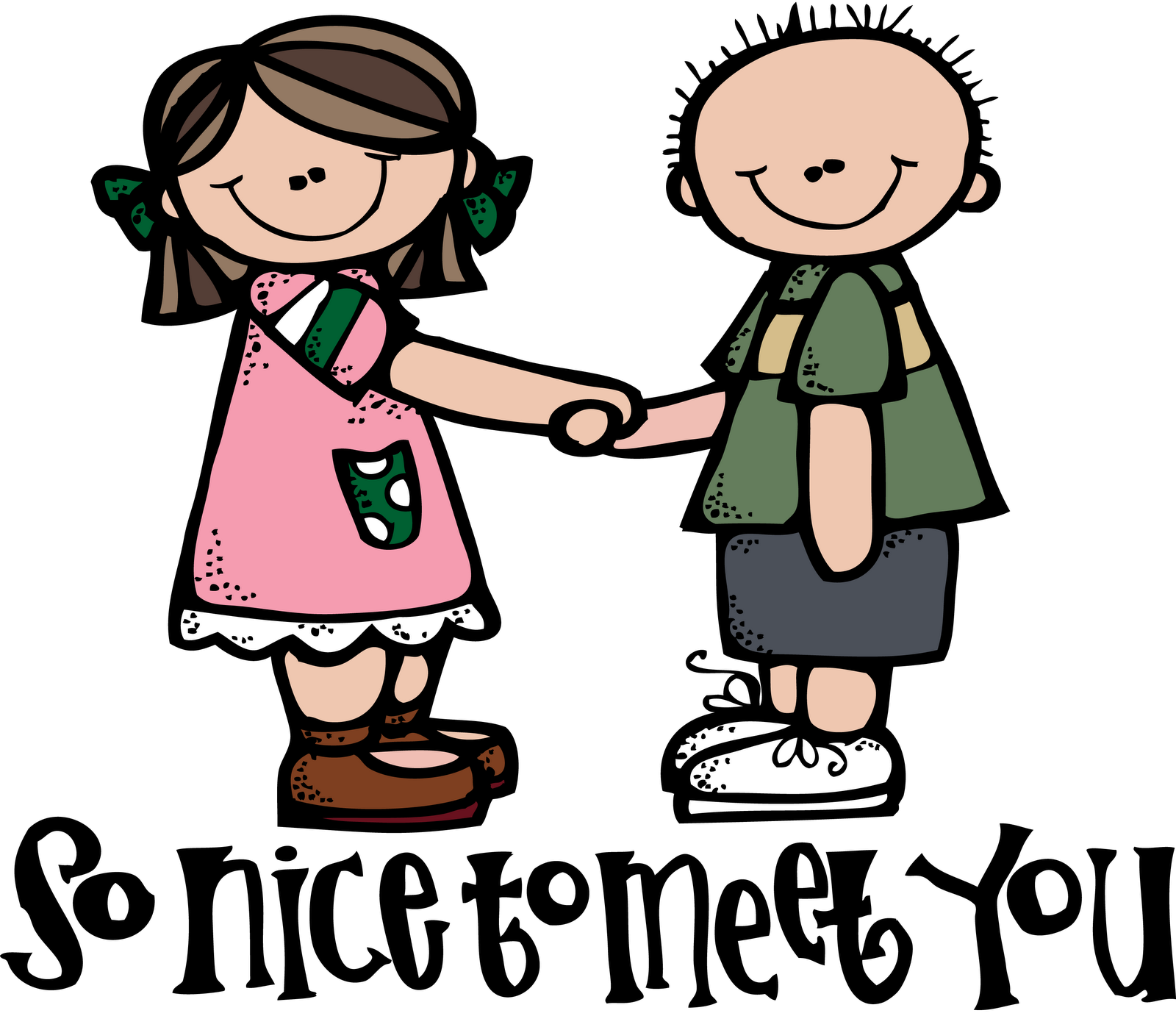Hello clipart meeting friend. Transparent free collection of