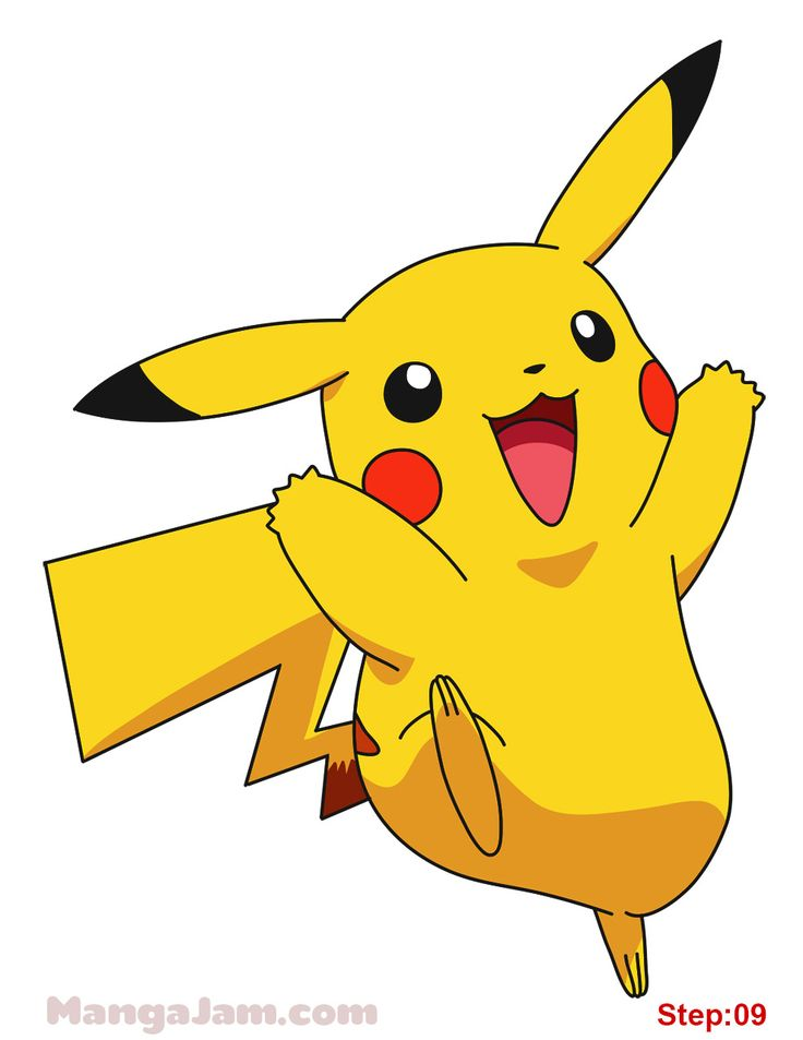 Hello clipart pokemon electric. Best images by