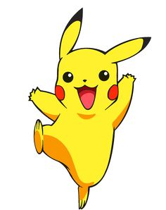 Hello clipart pokemon electric. Let s learn how