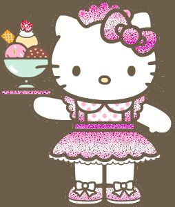 Hello clipart sparkly. Best kitty images