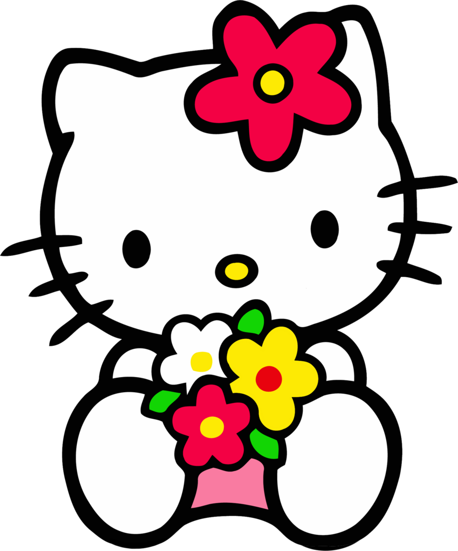 hello kitty sticker png