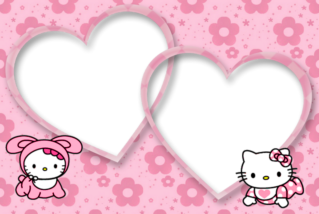 Hello kitty frame png. Photo wallpapers high quality