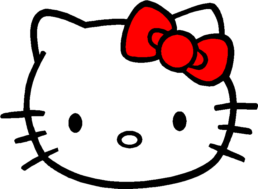 Hello kitty head png. Download pngs image with