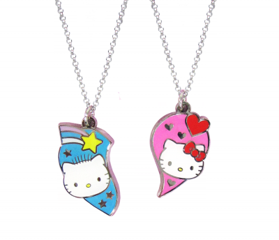 Hello kitty necklace png. Sanrio com home of