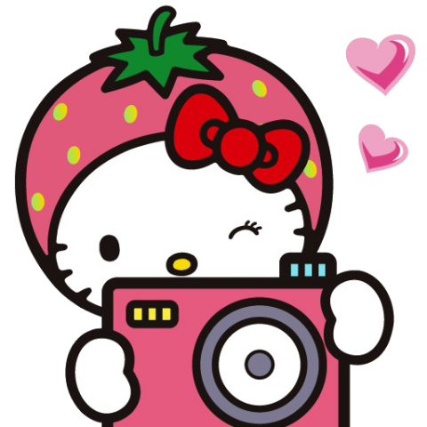 Hello kitty sticker png. Free images toppng transparent
