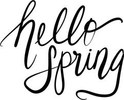 Hello spring png. What is an svg