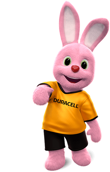 Hello transparent. Duracell bunny png stickpng