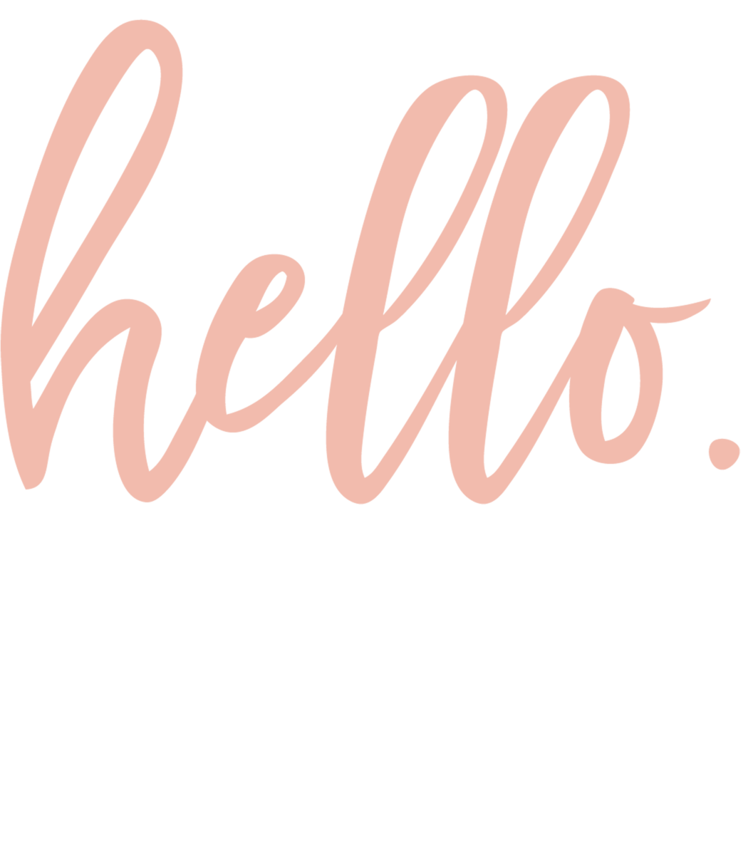 Hello transparent. Life with purpose shop