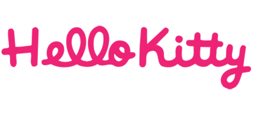 Kitty transparent logo. Hello png free images