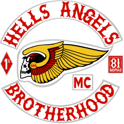 Hells angels patch png. H a m