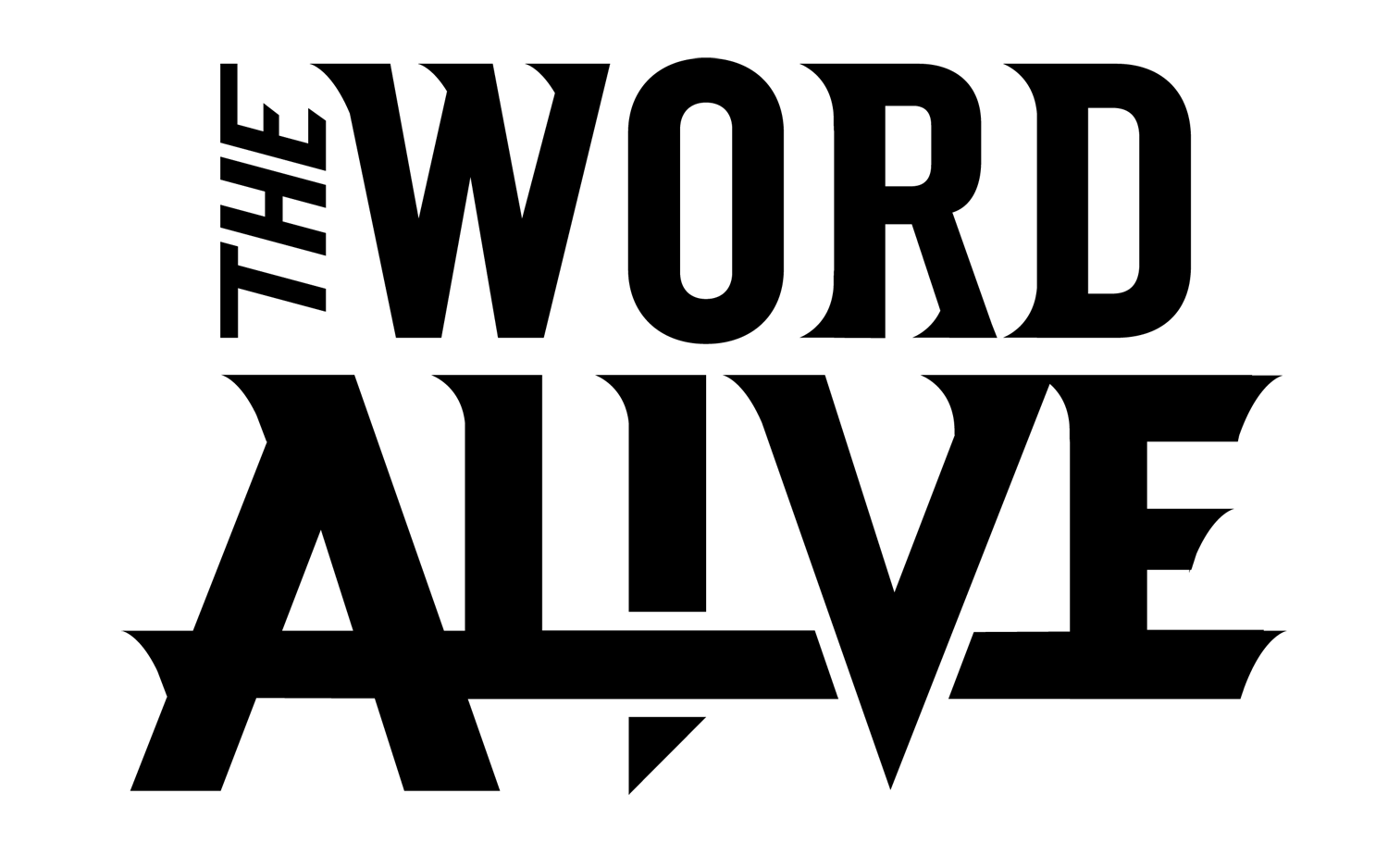 Hellyeah band logo png. The word alive interview