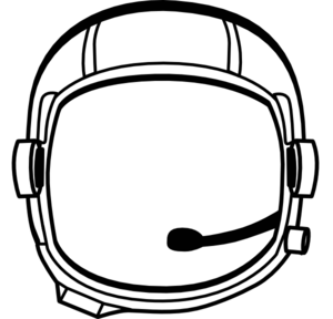 Helmet clip art at. Bay drawing simple png library stock