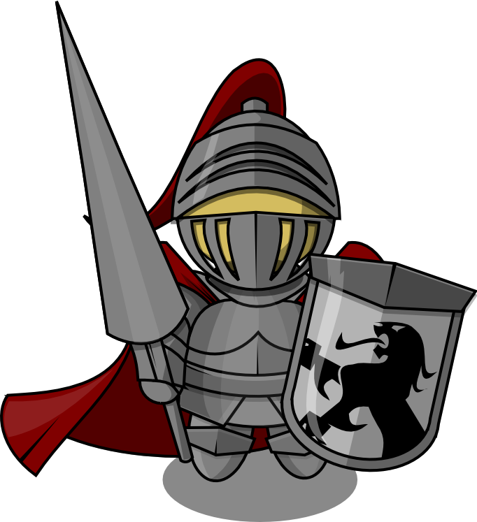 Labor clipart knights. Free knight in armor