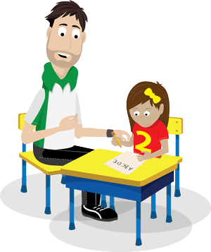 Abc clipart classroom assistant. Ot and home support