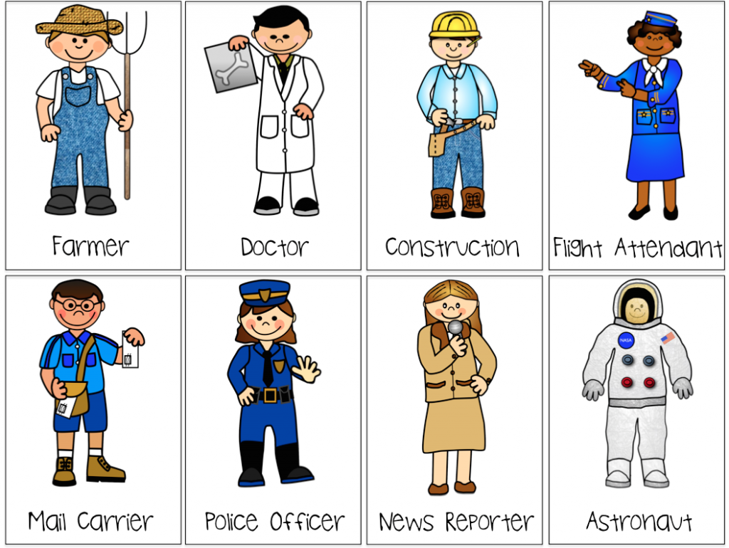 Helper clipart name. Pictures of community helpers