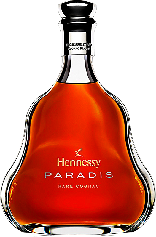 Hennessy brandy png. Personalised paradis engraved cognac