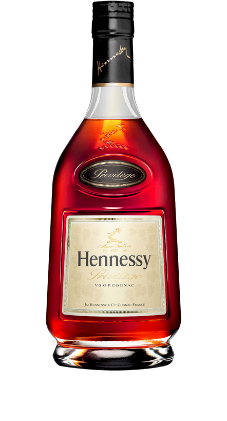 Hennessy Privilege Bottle Label Transparent & PNG Clipart Free