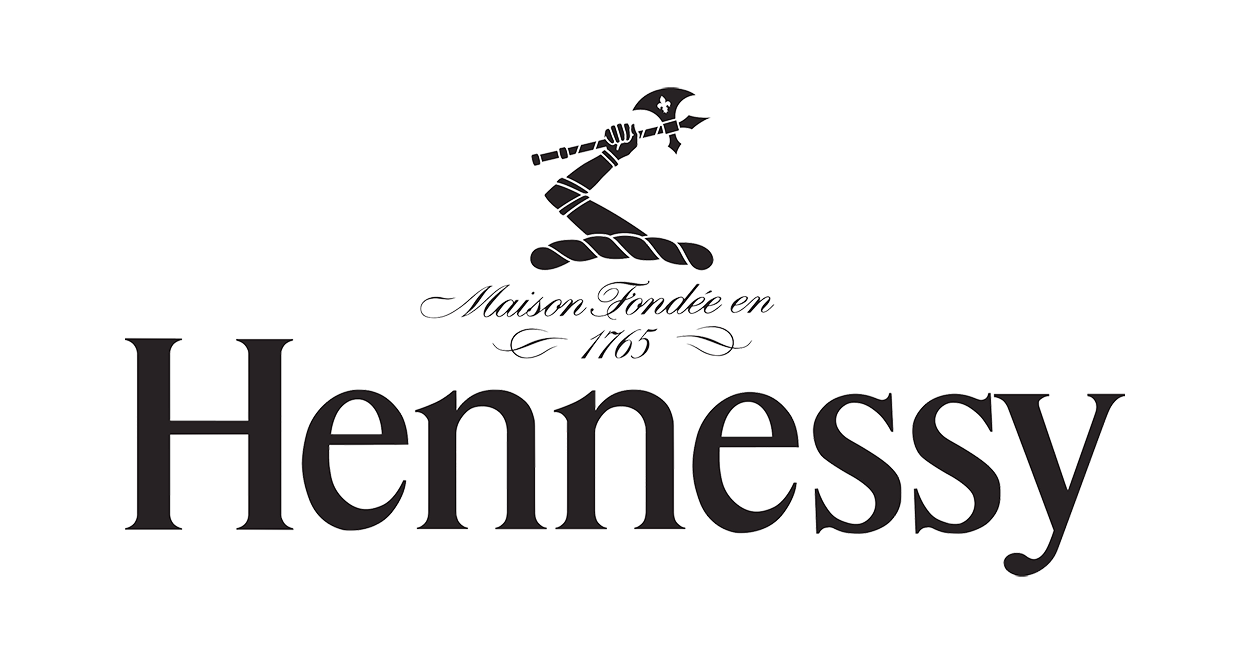 Hennessy logo png. Symbol meaning history and