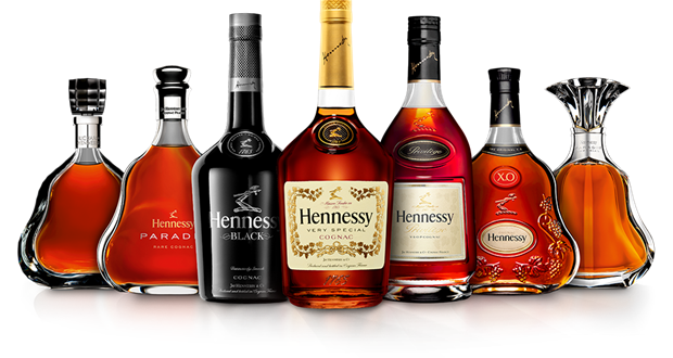 Hennessy on the floor png. Lvmh wine spirits hit