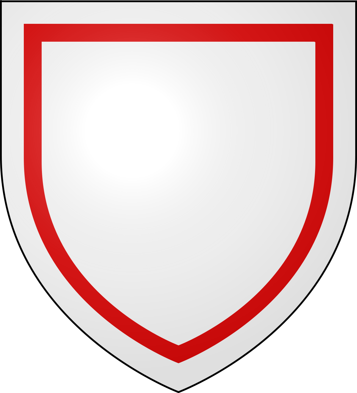 Heraldry vector border. Orle wikipedia