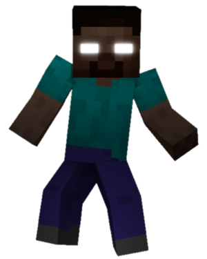 Herobrine transparent. Death battle fanon wiki