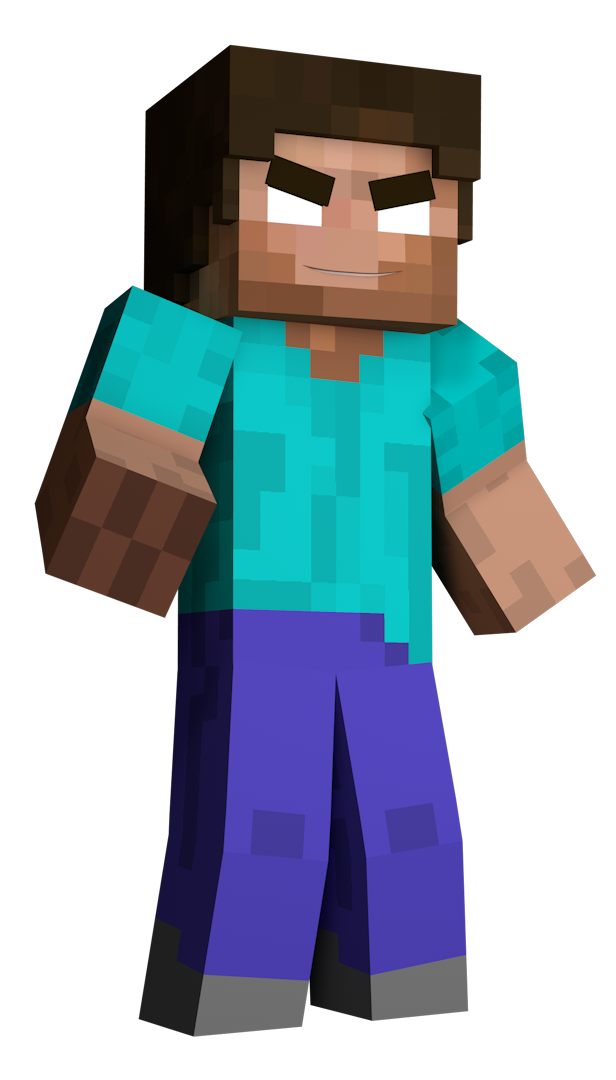 Herobrine transparent. Explodingtnt wiki fandom powered