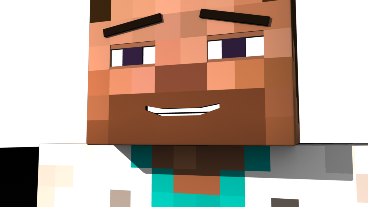 Herobrine transparent minecraft steve. Vs who will win