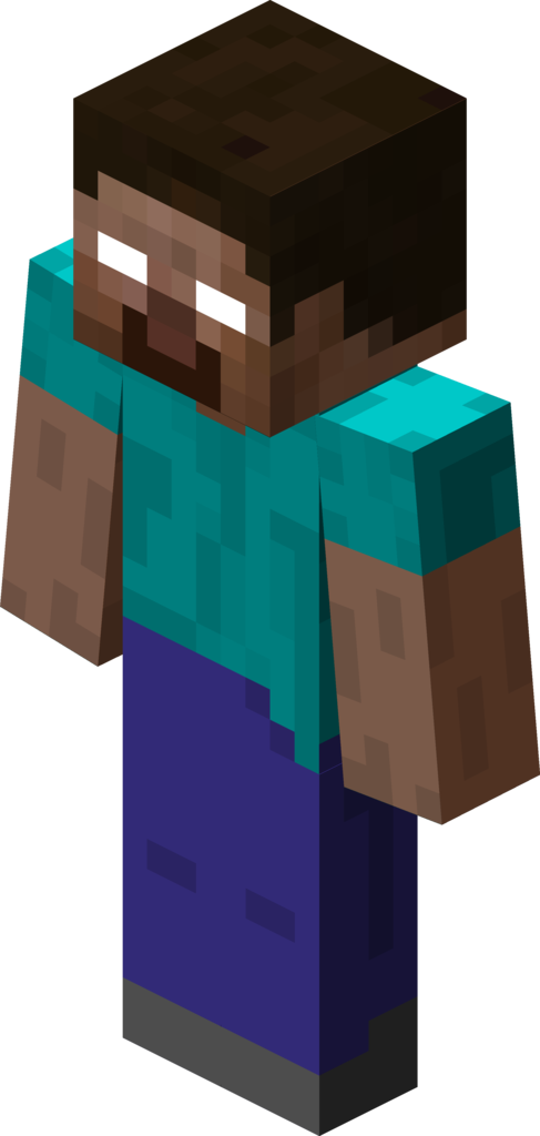 Herobrine transparent minecraft skins. So scary although seeing