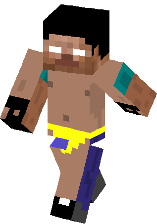 Herobrine transparent minecraft skins. Summer skin