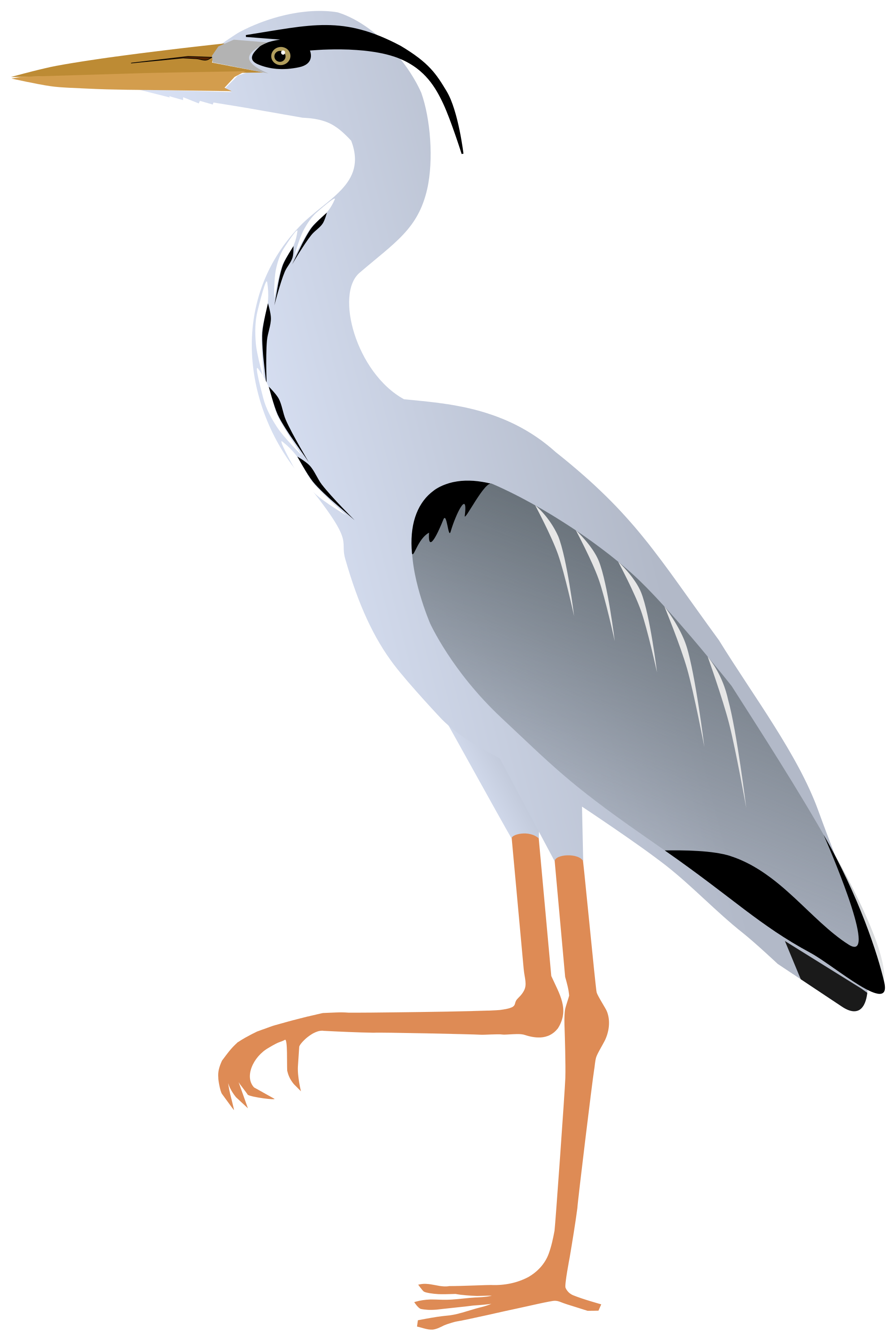 Heron vector. File h ron reiher