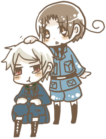 Hetalia clip. Render prussia and north