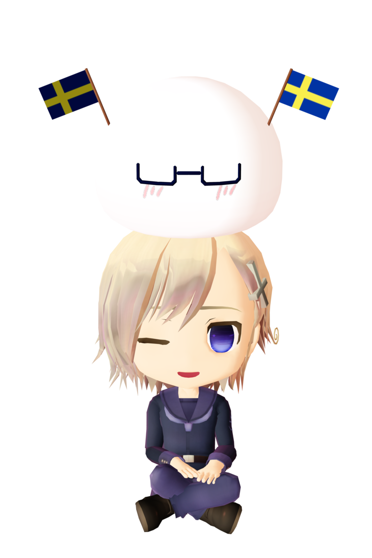 Hetalia clip norway. Chibi and mochi sweden png transparent library