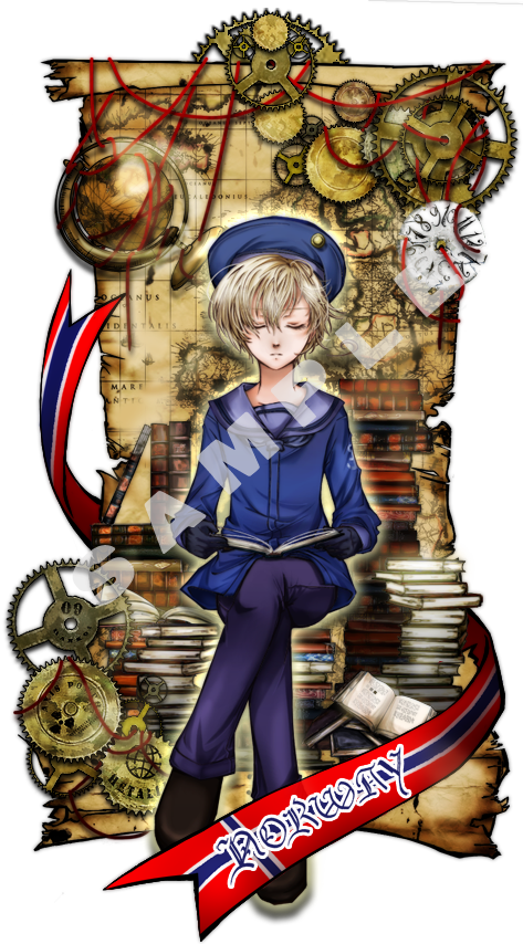 Hetalia clip norway. Bookmark by illegal alliage