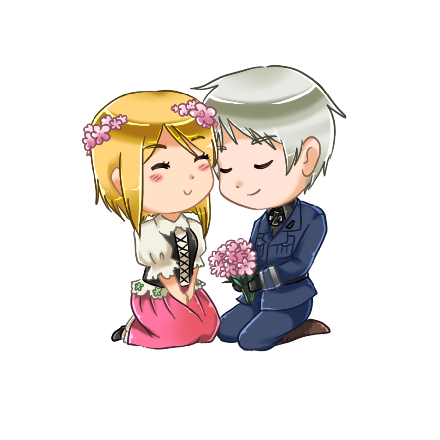 Hetalia clip prussia. Commission nyo poland by
