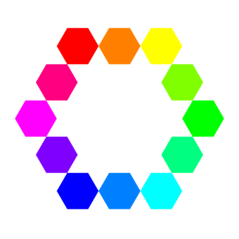 Hexagon clipart linked. Computer icons download triangle