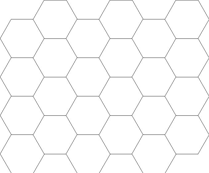 Hexagon clipart linked. Pattern math pictures images