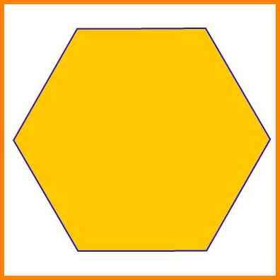 Hexagon clipart pentagon shape. What is a