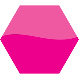 Hexagon clipart pink. Free on dumielauxepices net