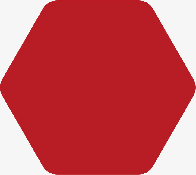 Hexagon clipart red. Background gules png image