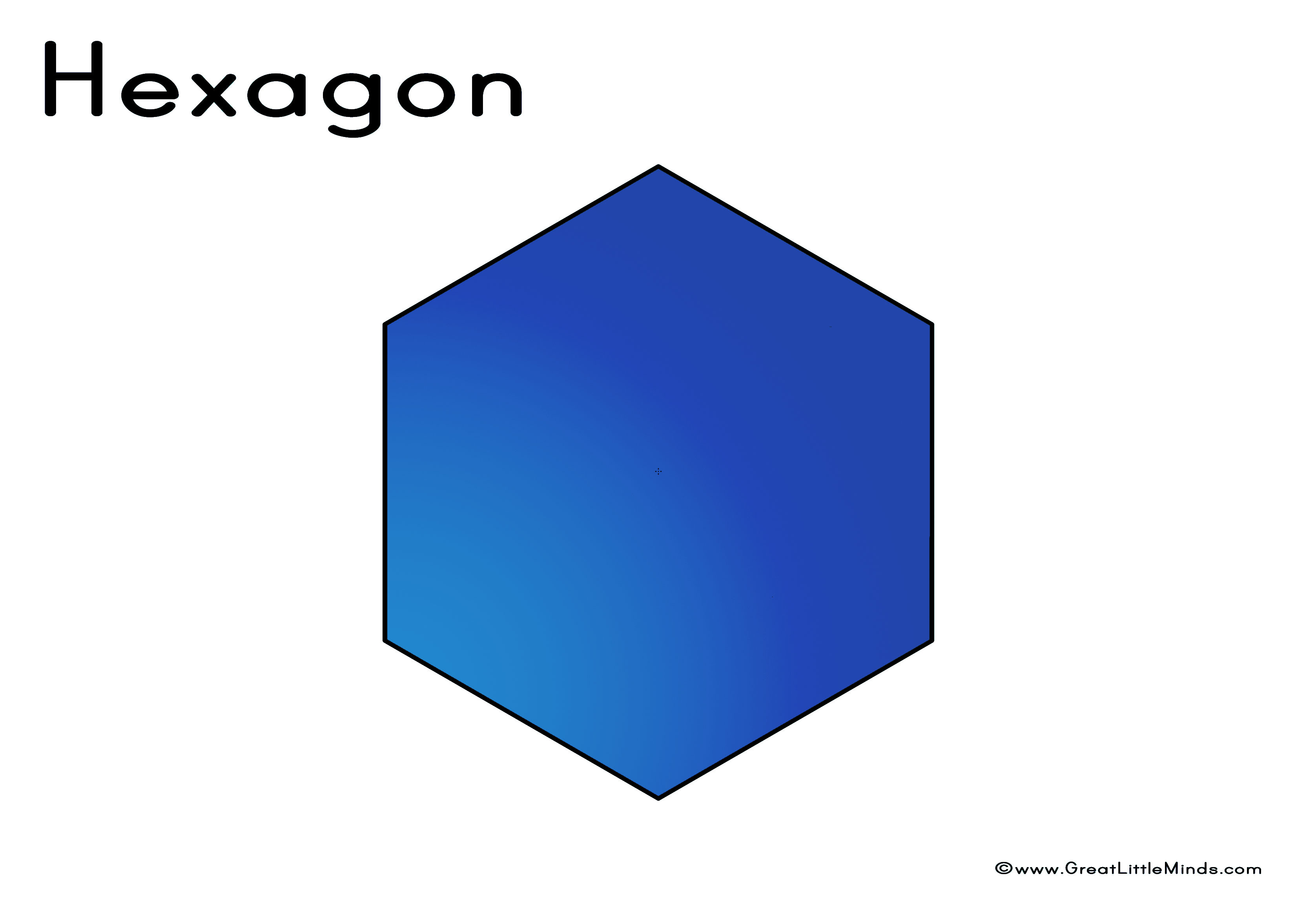 Hexagon clipart sided. Polygon unusual shape thatswhatsup